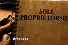 sole-proprietorship-arkansas